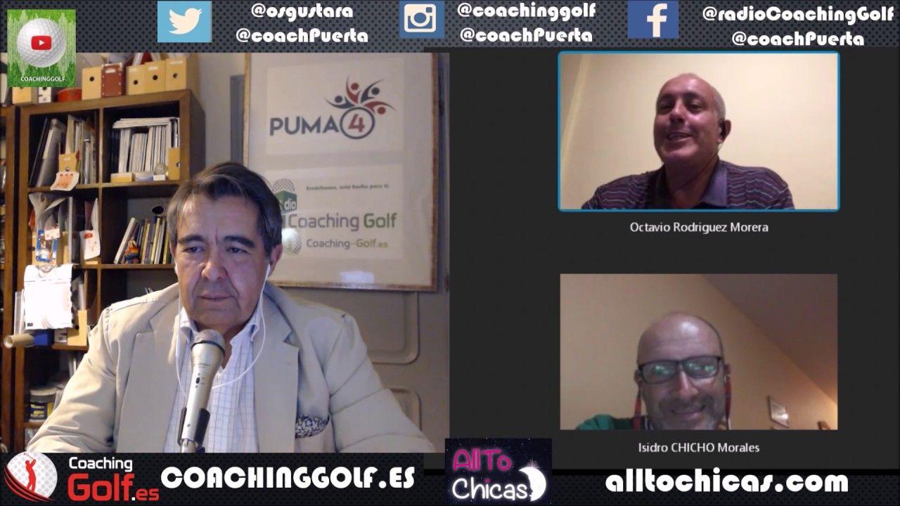 SPORTS & GOLF 63 Chicho Morales, Octavio Rodriguez  y Mariano Puerta @co...