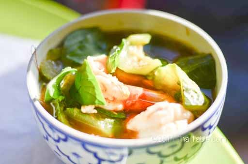 Find This Pin And More On Stuff I Must Grill Sides By Oarfan5 Thai Recipe For Spicy Vegetable Soup