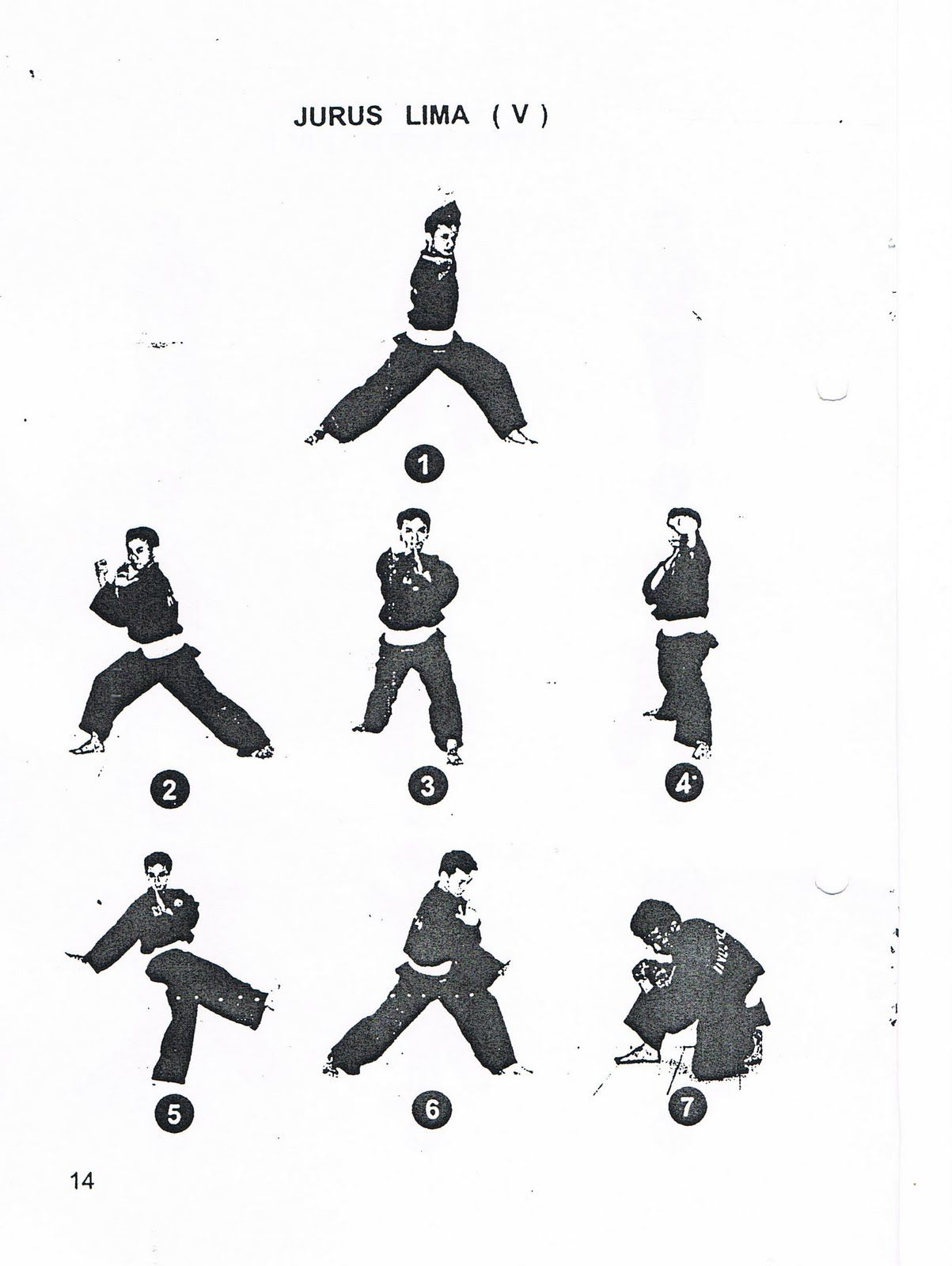 Senam Jurus Sh Terate : senam, jurus, terate, Gambar, Jurus, Lengkap, Terbaru, Gambar,, Pencak, Silat