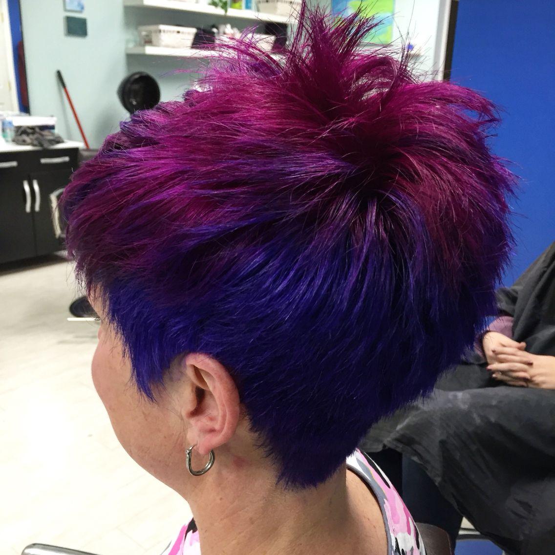 15++ Indigo coiffure inspiration