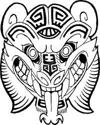 Resultado De Imagen Para Dibujo Jaguar Maya School Pinterest