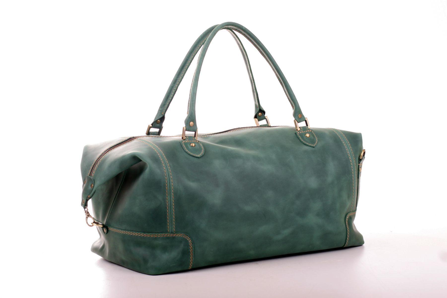 0c7d905fd2ce Вместительная дорожная кожаная сумка саквояж SHVIGEL10097: цена - 3 899 грн  - купить Кожаные дорожные
