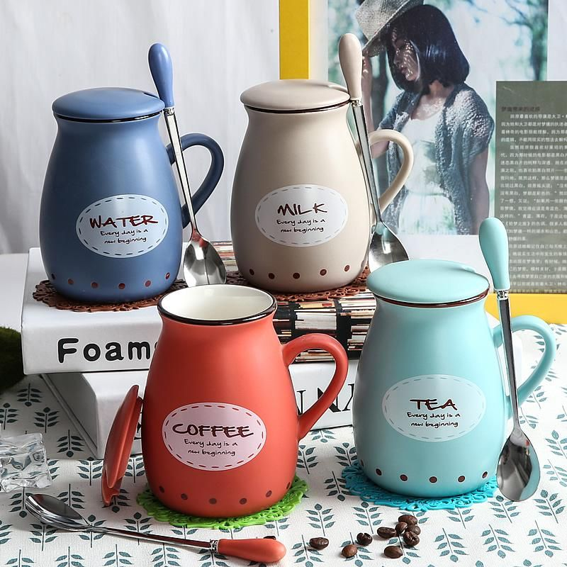 2017 Hot Porcelain Afternoon Tea Cups Ceramic Mugs With