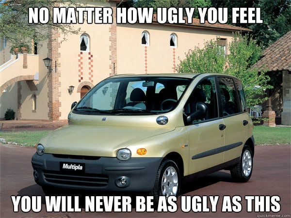 5 Fiat Multipla The Old Joke Around Repair Shops Is That Fiat Is