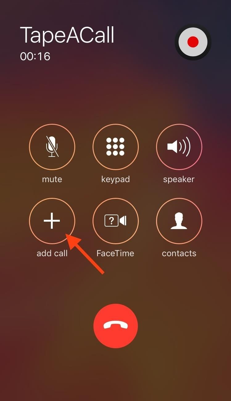 How to Record Phone Calls on Your iPhone « iOS & iPhone :: Gadget…