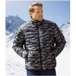 Photo of Padded jacket in camouflage look Atlas For MenAtlas For Men