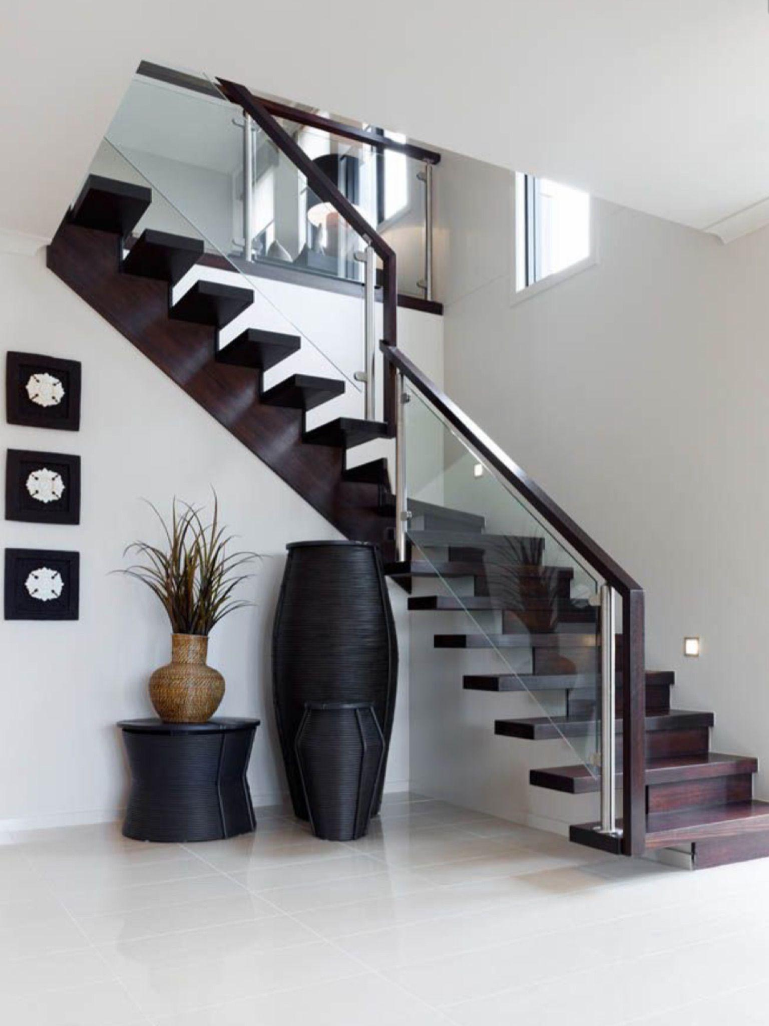 Escada Diseno De Escalera Escaleras Para Casas Pequenas Casas Modernas Interiores