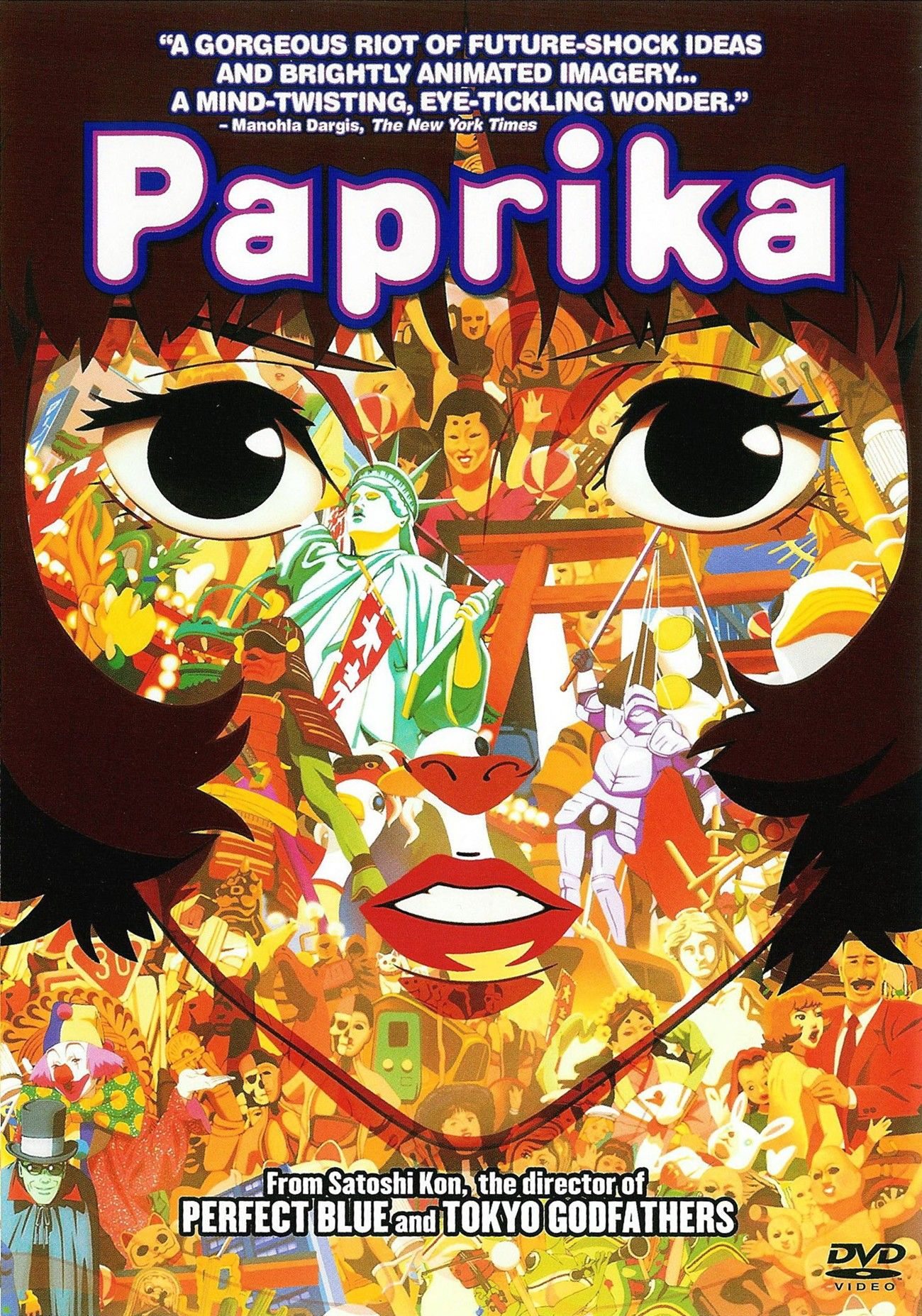 Paprika movie soundtrack
