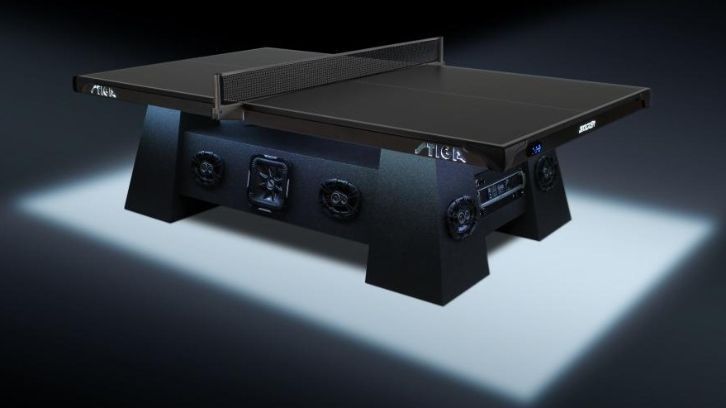 Stiga Studio Ping Pong Table Turns Your Game Into a 2,800-Watt Party http://www.autoevolution.com/news/stiga-studio-ping-pong-table-turns-your-game-into-a-2800-watt-party-86880.html