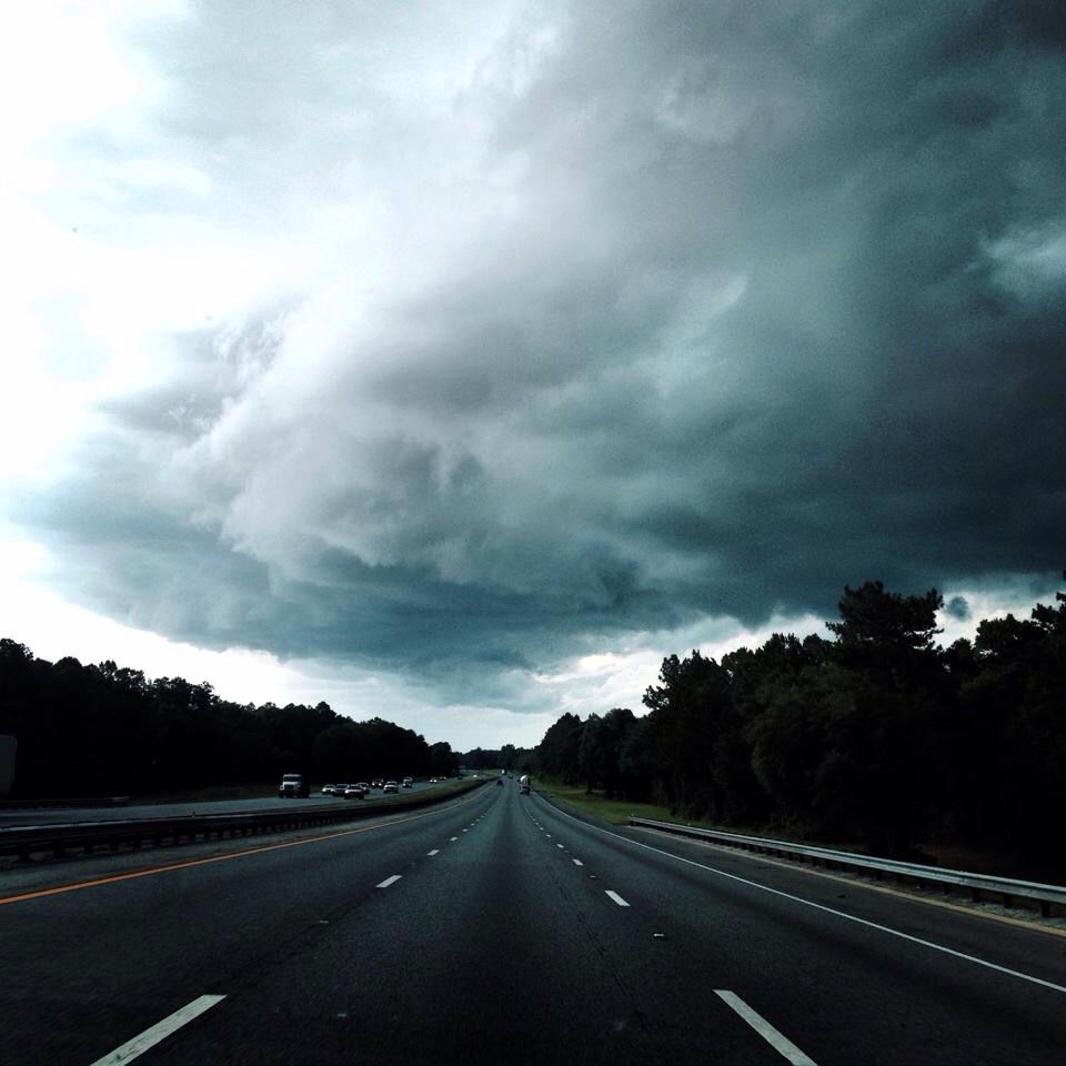 Cool storm clouds - Louisiana #Louisiana #I-10 #Storm #Clouds #weather #sky  #gay #lesbian #gaytravel #LGBT #GayTravelInformation #DesireeSousa ...