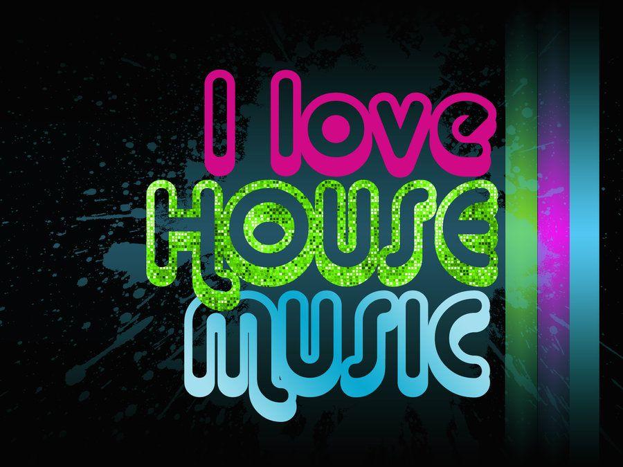 Love house music 3 by benassiboy on deviantart d v for House music