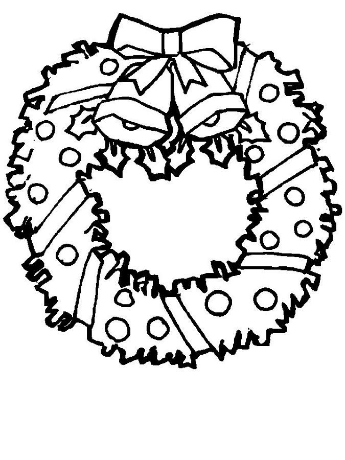 coloring de noël | Christmas Crafts - Christmas Coloring Book Pages