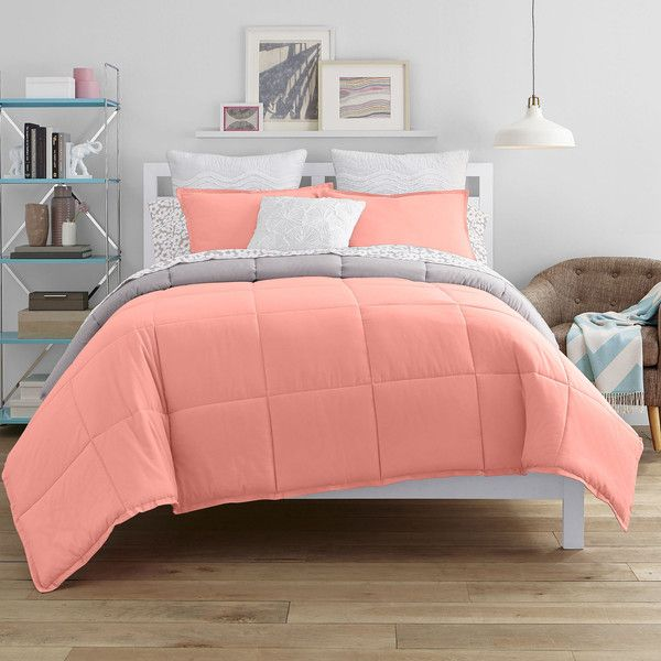 Jcpenney Home Cotton Classics Solid Reversible Comforter Home King Size Comforters Twin Bed Linen