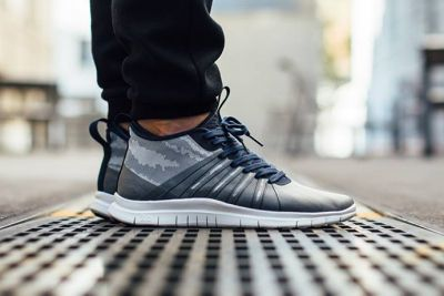 f8f05df4291b ... where to buy nike free hypervenom 2 fc flat silver grey silver and blue  decorate this