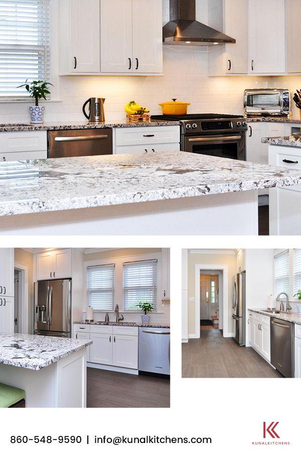 White Kitchens   Wood kitchen cabinets, Kitchen interior ...