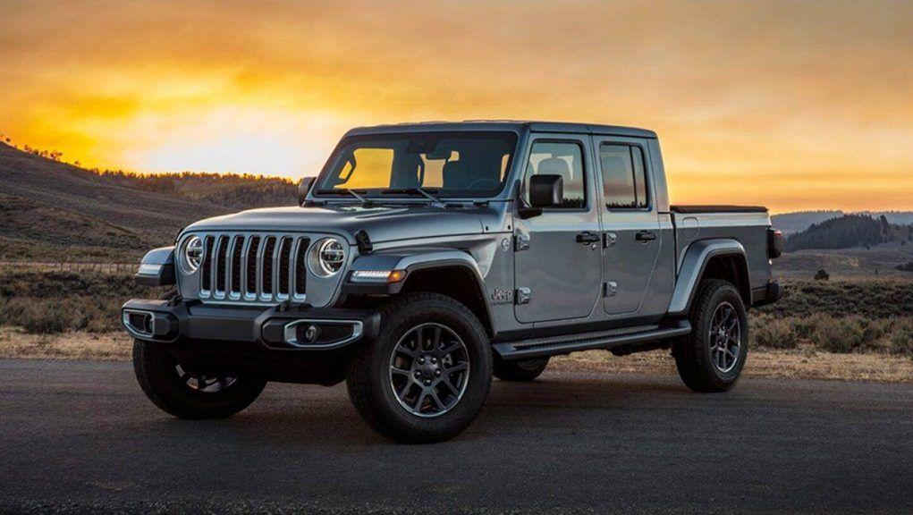 2020 Jeep Gladiator Pickup Truck Review In 2020 Jeep Gladiator Jeep Pickup Truck Jeep Pickup