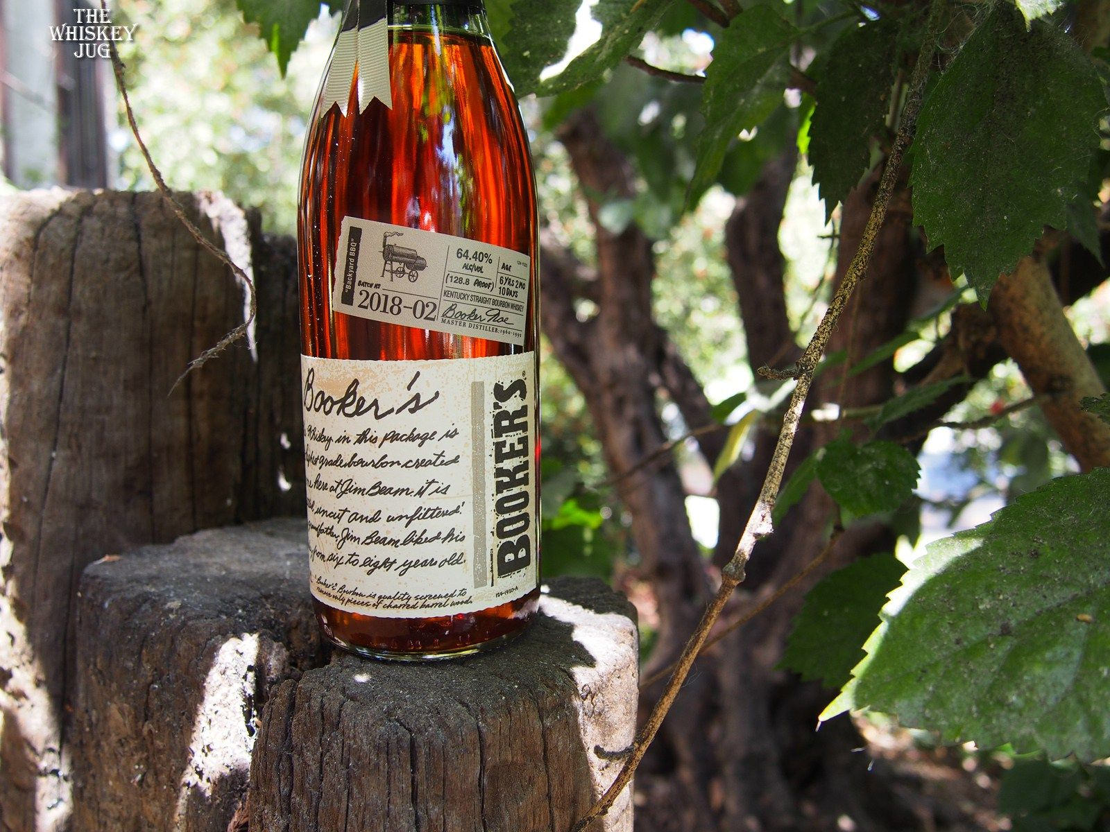 Bookers bourbon bbq batch review the whiskey jug