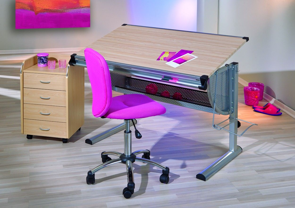 Roze Slaapkamer Stoel : Bureaustoel ikea roze ikea bureaustoel wieltjes kinder bureau