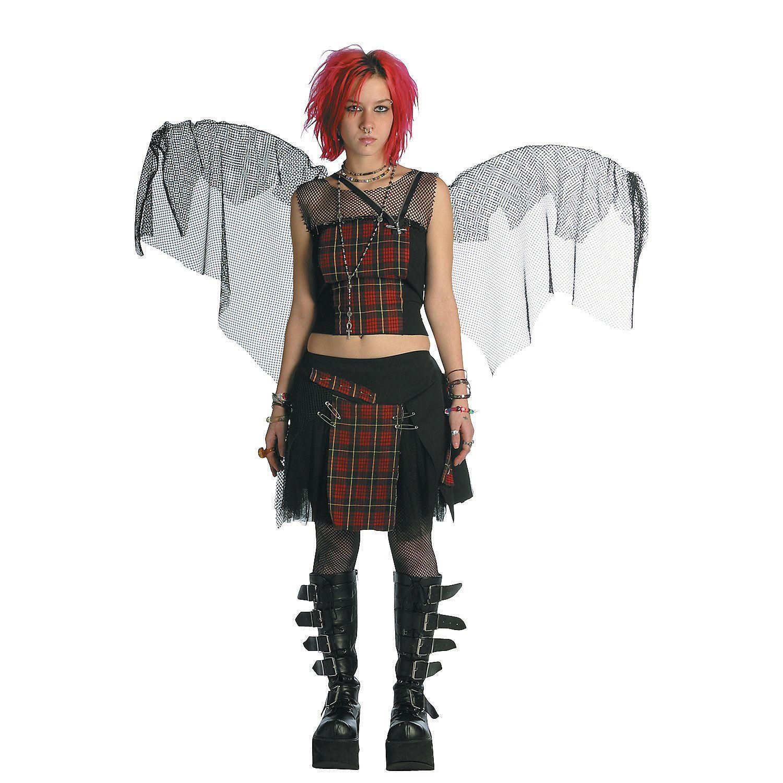 Oriental Trading Punk costume, Fairy costume women