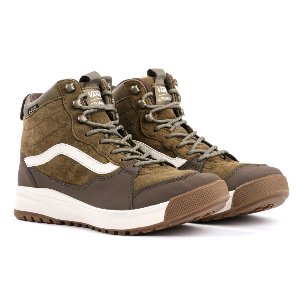6dfec24fd0 VAULT BY VANS ULTRARANGE HI GORE-TEX MTE GREEN Gore Tex Fabric