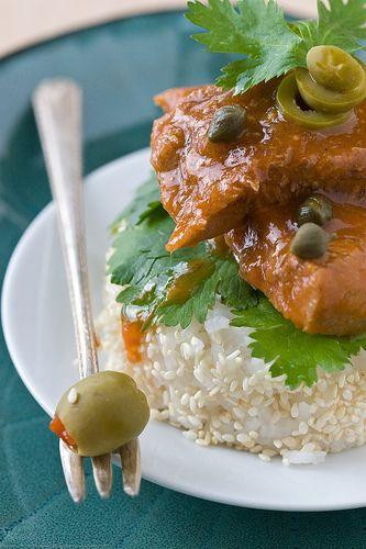 Lengua De Res En Salsa De Alcaparras Beef Tongue In Caper Sauce Food Blog Food Beef Recipes
