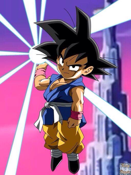 Goku Dragon Ball Gt Dragon Ball Anime Dragon