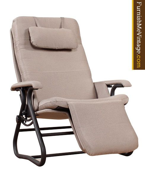 Contemporary Zero Gravity Recliner By BackSaver. The Chair Is In Original,  Like New Condition