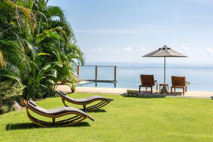 This #view makes up for your #holiday #snapshots. #Villa I, #Phuket.