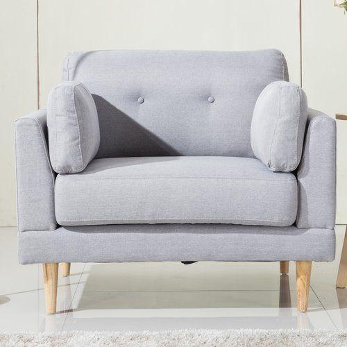Amazing Ultra Plush Armchair