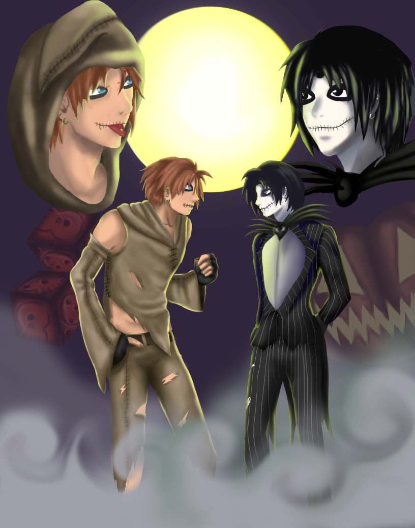 Nightmare Before Christmas by Fay-san | humanized | Pinterest