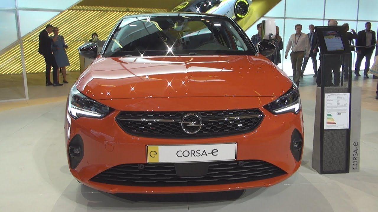 Opel Corsa E First Edition 2020 Exterior And Interior Opel Corsa Opel Sports Car