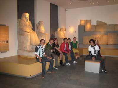 Fandag 'Het Huis Anubis' in Rijksmuseum van Oudheden   Rijksmuseum ...