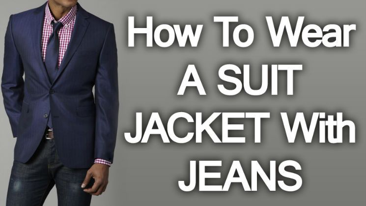 Can You Wear A Suit Jacket As A Sport Coat