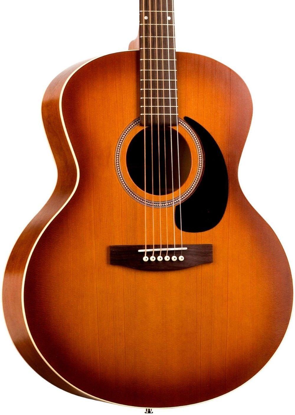 Seagull Entourage Mini Jumbo Acoustic Guitar Rustic Burst Guitar Acoustic Guitar Acoustic