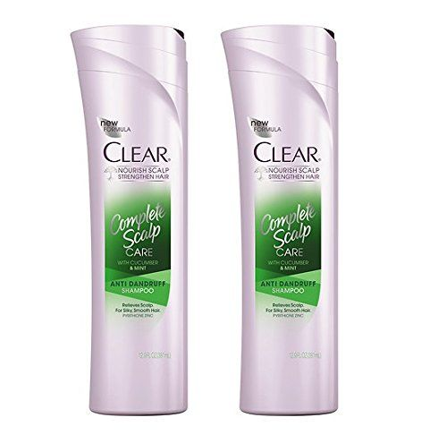 Clear Scalp Hair Beauty Therapy Complete Care Nourishing Antidandruff Shampoo With Pyrithione Zinc Net Wt 129 Fl Oz 381 Shampoo Clear Scalp Beauty Therapy