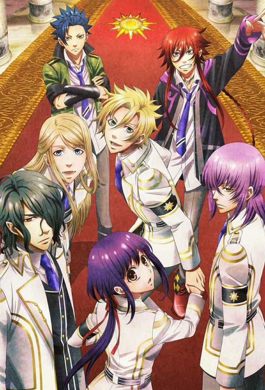 Pin by Aubz on anime Anime harem, Anime english, Anime shows
