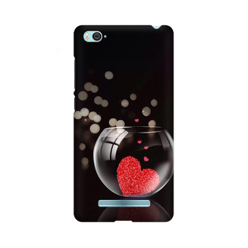Heart In Glass Bowl Xiaomi Mi 4i Mobile Case - ₹399.00 INR