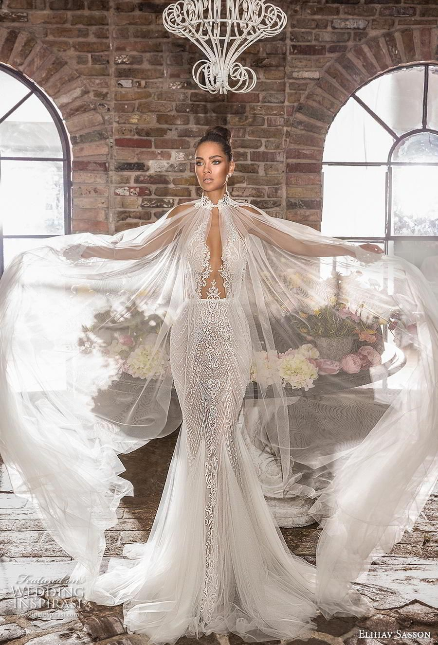 Elihav Sasson 2019 Wedding Dresses Wedding Inspirasi Wedding Dresses Amazing Wedding Dress Beautiful Wedding Dresses