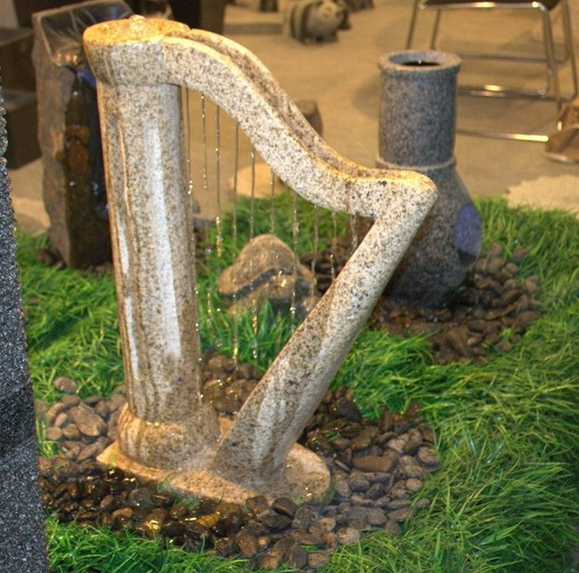 Decorative Garden Fountains