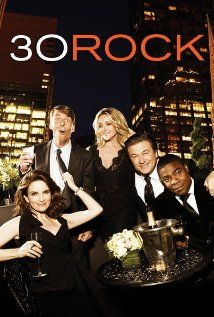 30 Rock - the *other* best sitcom on TV.
