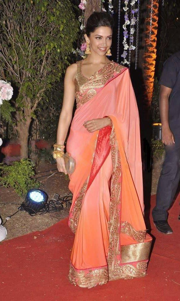 Bollywood actress saree photos