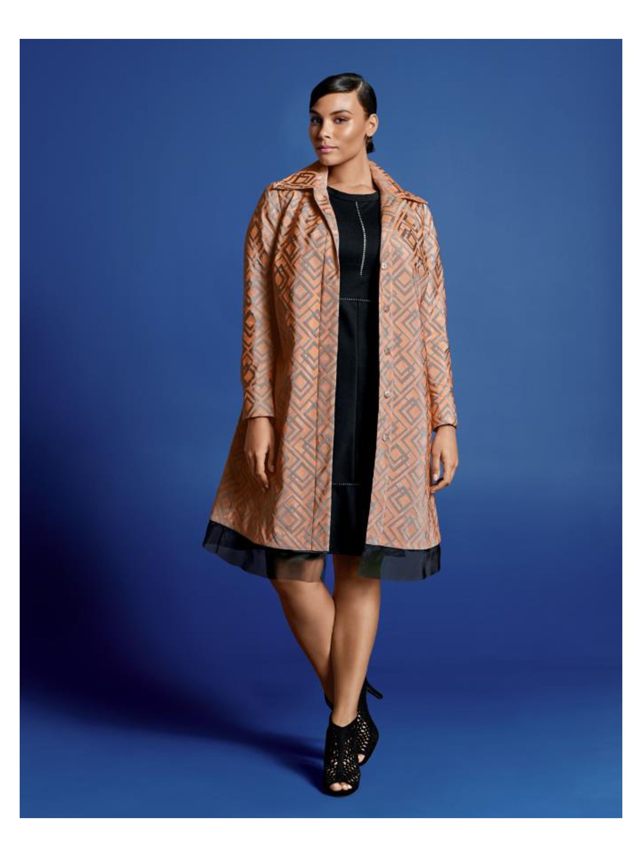 68203ac06ff Did you see the latest from the isabel toledo for lanebryant resort  collection very cutesy and