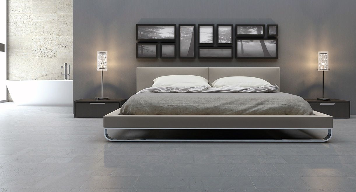 Sleek Bedrooms With Cool, Clean Lines. Minimal BedroomMinimal LivingModern  Luxury ...