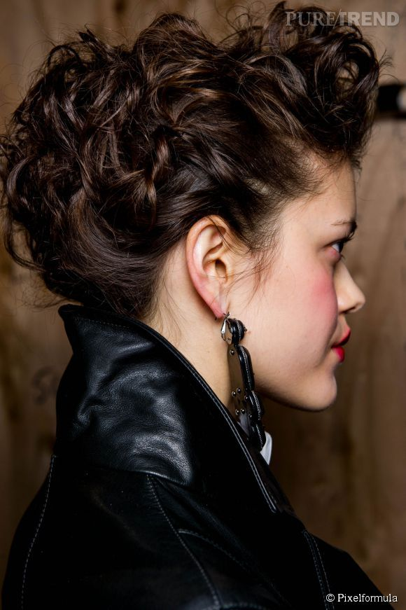 Epingle Sur Hairstyling Updo