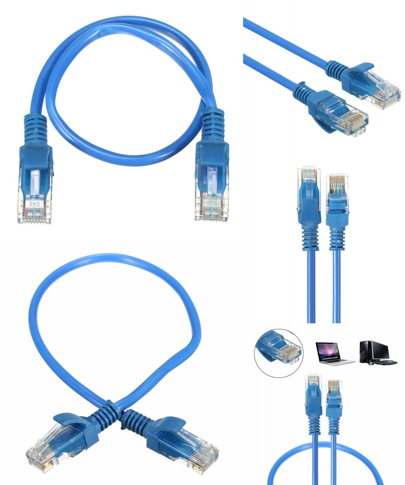 Visit To Buy Hot 5pcs 20cm Rj45 Cat 5 M Cable Male Internet Wiring