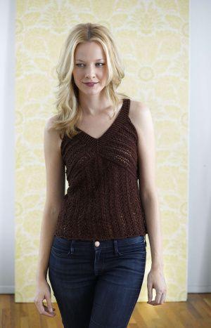 Camisole Patron Tricot Gratuit Tricot Pinterest Knit Patterns