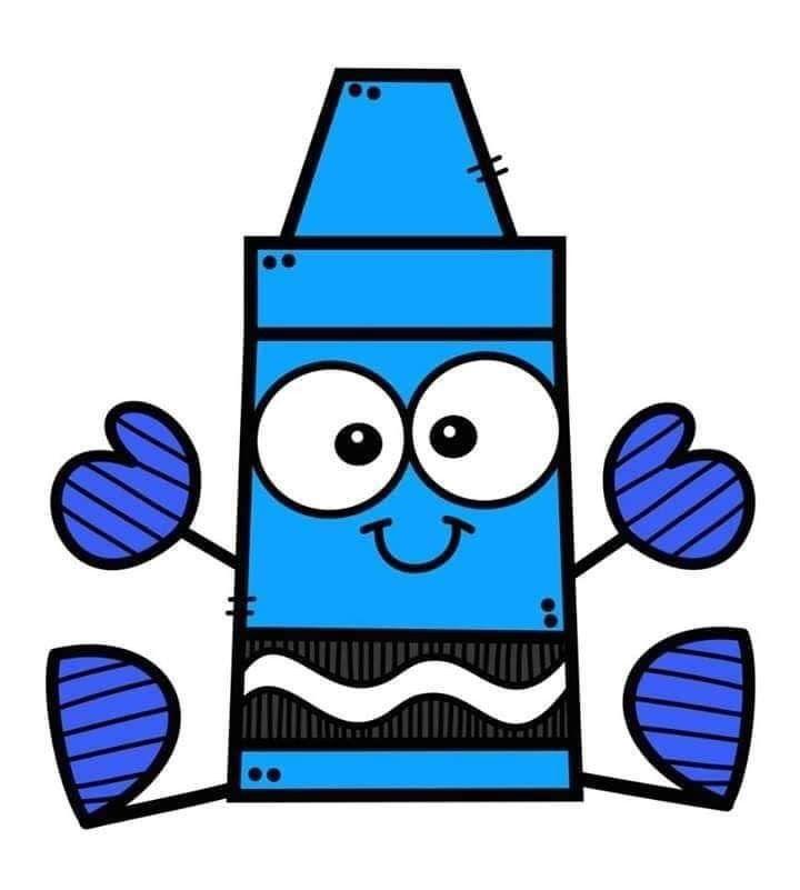 Crayolas Dibujo De Escuela Dibujos Para Preescolar Decoraciones Escolares