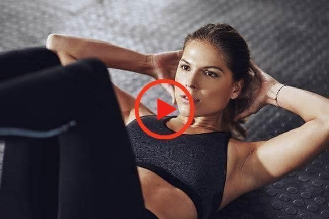 Crunches vs sit-ups: which one will give you a flat stomach? Crunches Crunches v…
