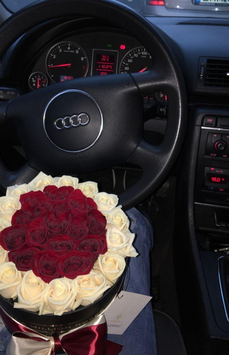 Audi The Million Roses#audi