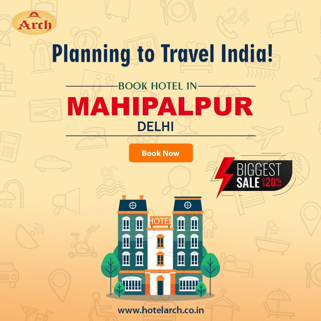 Planning for Delhi Holiday? Book luxury hotel near IGI Airport Delhi at affordable fare.  #hotelmahipalpur #hotelarch #luxuryhotel #budgethotel #igi #bookhotel #hotelprice #discounts #bigdeals #DelhiHoliday #Delhitour #delhihotel #hotelbooking #hotel #roomservice #hoteldeals #luxuryhotelinDelhi